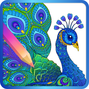Adult Coloring Book for PC and MAC