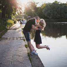 Wedding photographer Viktoriya Khovavko (VikaKyzina). Photo of 05.07.2016