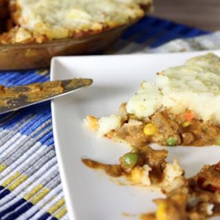 Comforting Lentil Shepherd's Pie