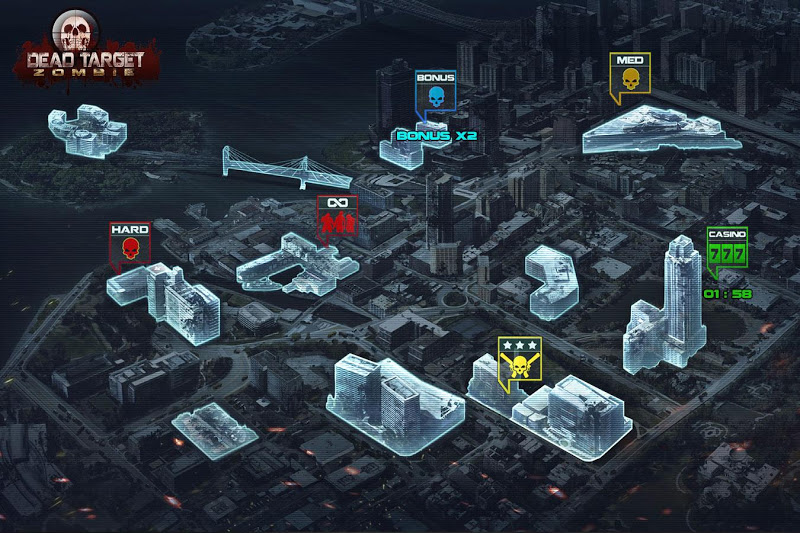 DEAD TARGET: Zombie Offline Screenshot 6