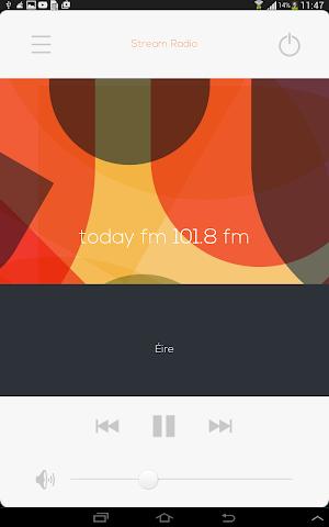 android Radio Irlande Radio irlandaise Screenshot 3