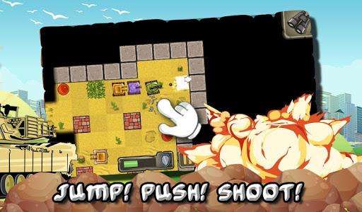 Tanks Toon War u2013 Block War 2.3 screenshots 5