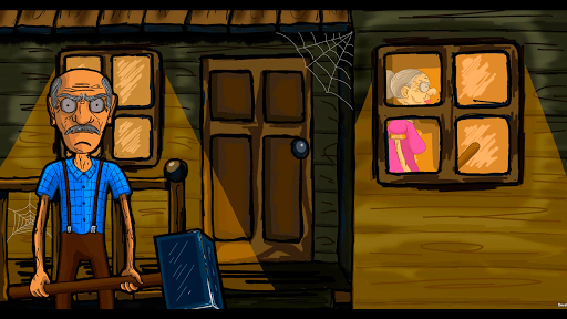 Grandpa And Granny House Escape screenshot 14
