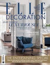 Elle Decoration Magazine UK
