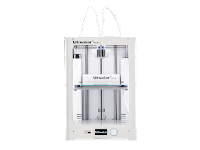 Ultimaker 3 Extended 3D Printer Fully Assembled