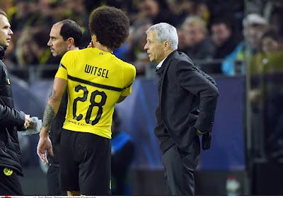 """Axel Witsel va retrouver Neymar : """"Un très bon souvenir, mais demain ce sera différent"""""""