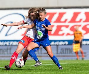 KAA Gent Ladies steken onfortuinlijke Shari Van Belle hart onder de riem, meer duidelijkheid over ernst blessure van zus Lyndsey