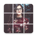 Nine Cuts Grid For Instagram icon