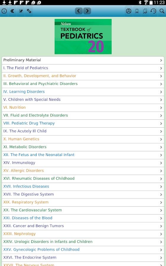 nelson pediatrics 20th edition pdf