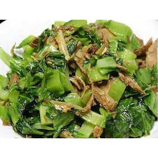 Stir-Fried Gai Choy