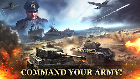 WW2: Strategy Commander Conquer Frontline 2