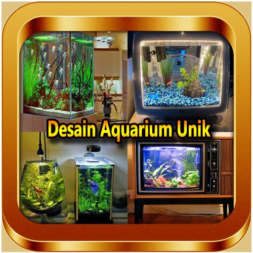 Desain Aquarium Modern