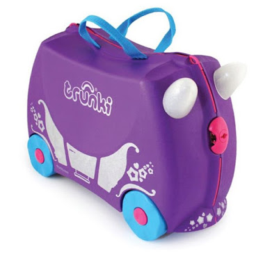 Trunki Penelope Princess Carriage