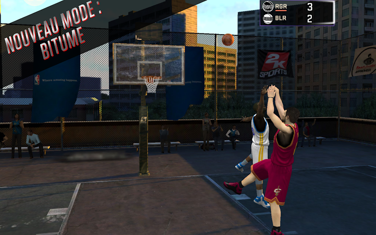 android NBA 2K16 Screenshot 11