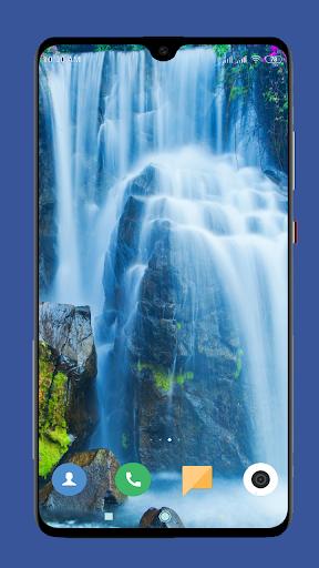 Waterfall Wallpaper HD 1.04 screenshots 16