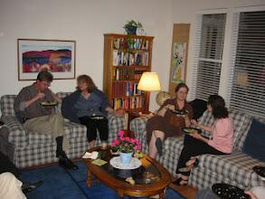 Photo: Professors Craig McKenzie, Elizabeth Loftus, Barbara Dosher and Linda Levine