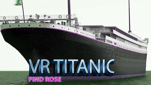 VR Titanic - Find Rose  captures d'u00e9cran 1