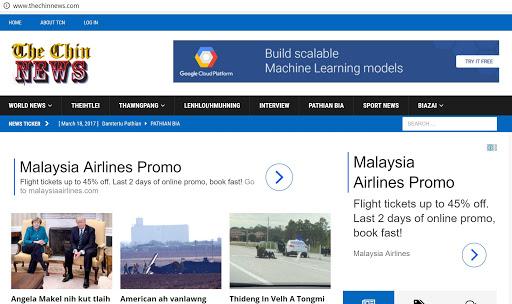 The Chin News  screenshots 2