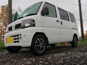 NV100クリッパー  4WD  GL  24年式のカスタム事例画像 ジンケさんの2019年10月26日18:55の投稿