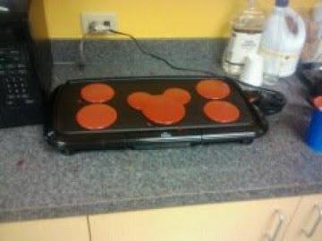 Red Velvet Pancakes Recipe