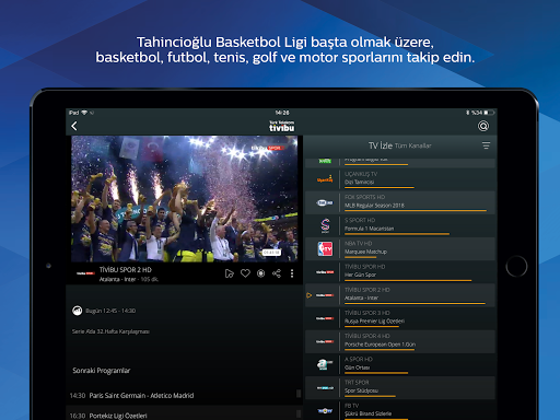 Tivibu GO for Android apk 7
