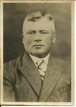 Photo: Henryk Muller - dzierżawca dworu w Czernicy w latach 1927-1937