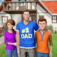 Virtual Father Single Dad Family Simulator