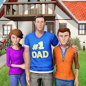 Tải Virtual Father Single Dad Family Simulator APK