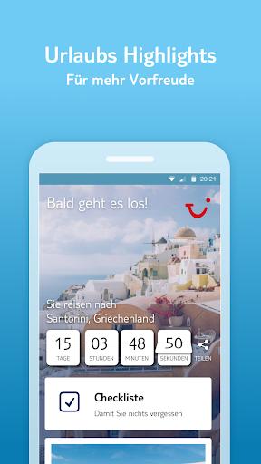 MEINE TUI Urlaub & Reiseportal fu00fcr Ihre Reise 11.8.65 screenshots 1