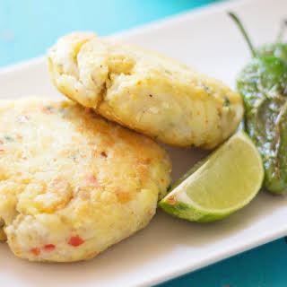 Whiting Fish Cakes.