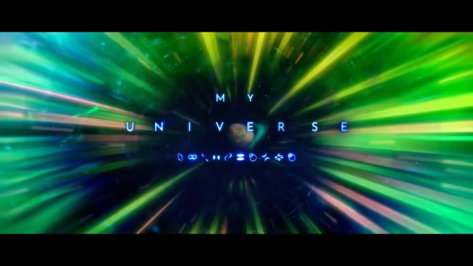 Coldplay X BTS - My Universe (Official Video) 0-38 screenshot
