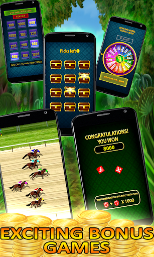 Slot Machine: Wild Cats Slots apkpoly screenshots 3
