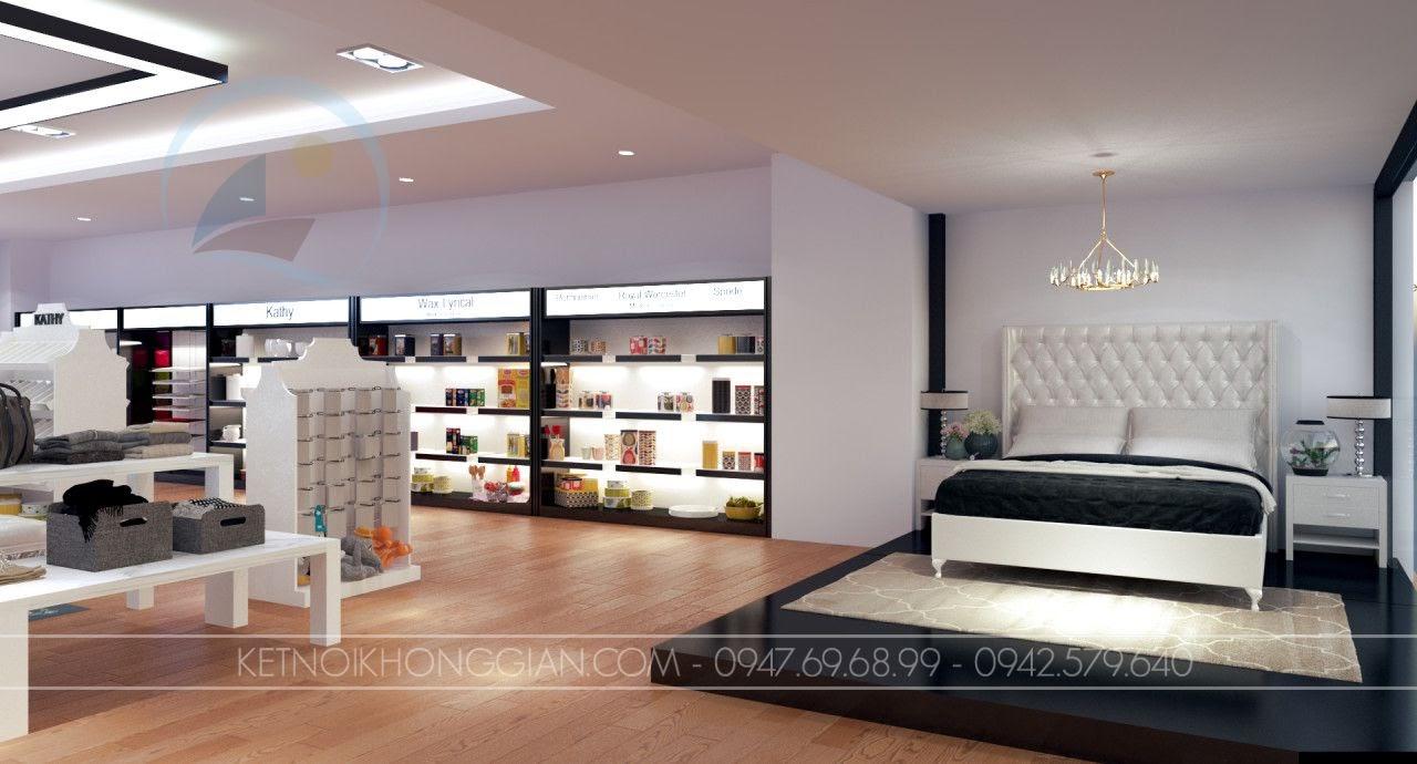 thiết kế cửa hàng đồ gia dụng cao cấp Kathy 10