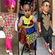 Kids Ankara Modern Designs.