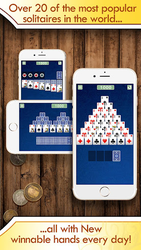 Solitaire Deluxeu00ae 2 apkmr screenshots 4