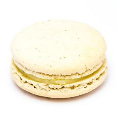 Macaron Vanille de Tahiti タヒチバニラ