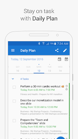 Chaos Control: Task List & GTD 1.7.1 screenshot 562436