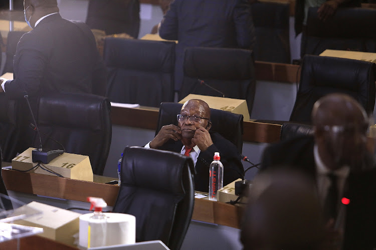 After being summonsed to appear before the state capture inquiry, former president Jacob Zuma refused. Then he chose not to address the ConCourt on what an appropriate penalty would be should it find him in contempt for failing to do so.
