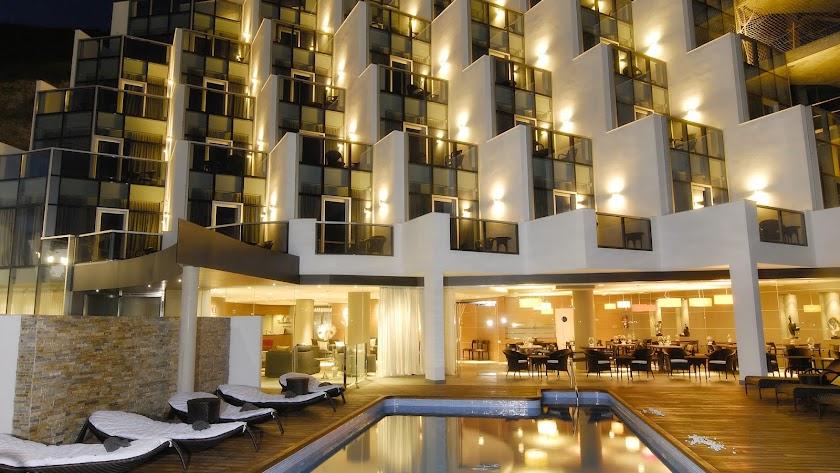 Hotel CH Cabo de Gata, en Carboneras.