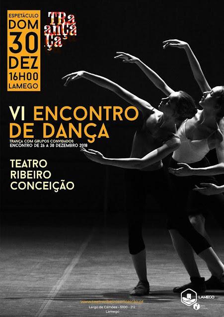 Programação 2018 do TRC encerra com Encontro de Dança de Lamego