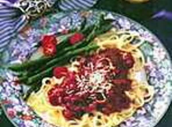 Fettucine Al Fresco Recipe