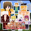 Skin Anime Nanatsu No Taizai for Minecraft icon