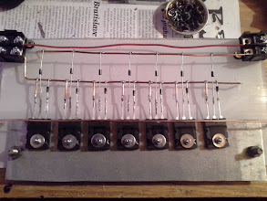 Photo: diodes first - 1N4007