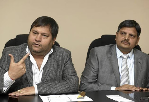 The Gupta family has been caught up in a new controversy.