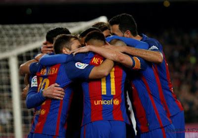 Barcelona-speler keerde geblesseerd terug uit vakantie