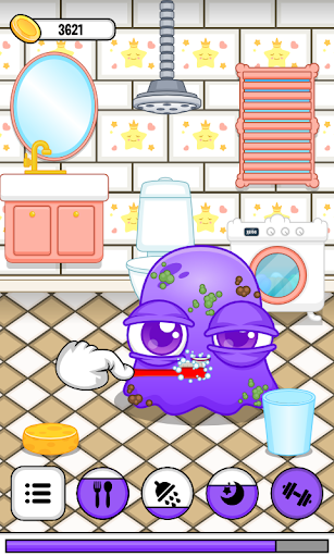 Moy 6 the Virtual Pet Game 2.0 screenshots 3