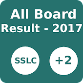 All Boards SSLC +2 Result 2017