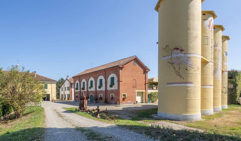 Villa avec jardin et terrasse Valenza