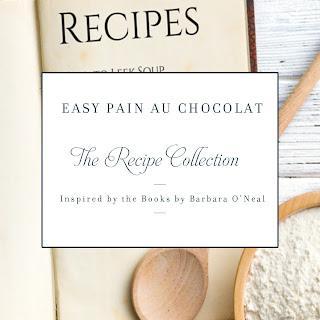 Easy Pain au Chocolat.