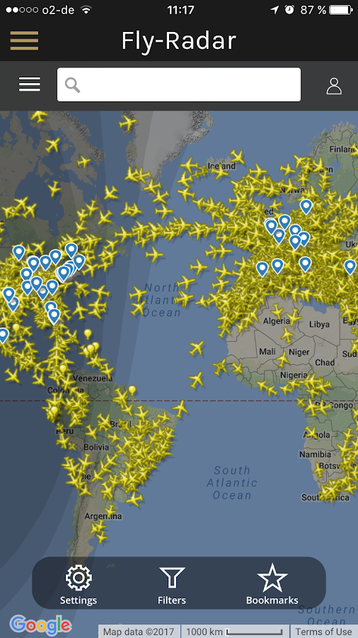 Fly Radar - Flight Tracker / Flight Radar- screenshot